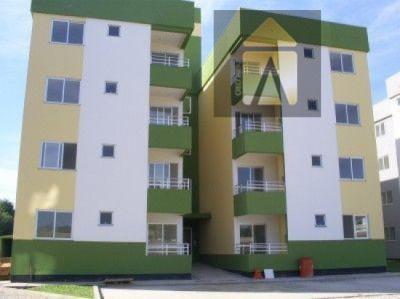 Apartamento residencial para locação, Cordeiros, Itajaí.
