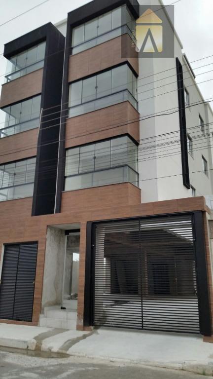 Apartamento residencial à venda, São Vicente, Itajaí - AP1271.