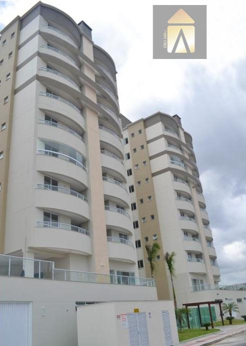 Apartamento com piscina residencial à venda, São João, Itajaí.
