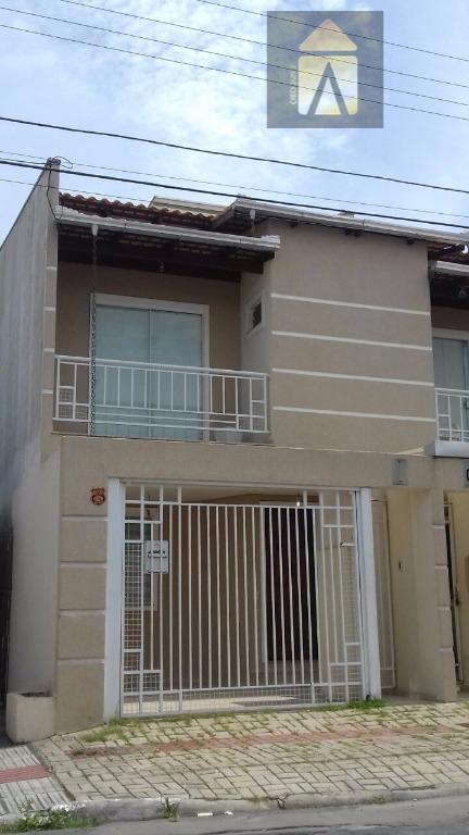 Lindo Sobrado com 2 suítes em excelente localização do Bairro São Vicente!!