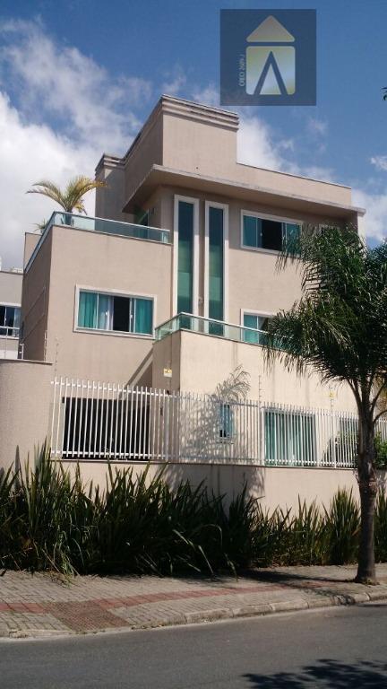 Sobrado residencial à venda, Praia dos Amores, Balneário Camboriú.