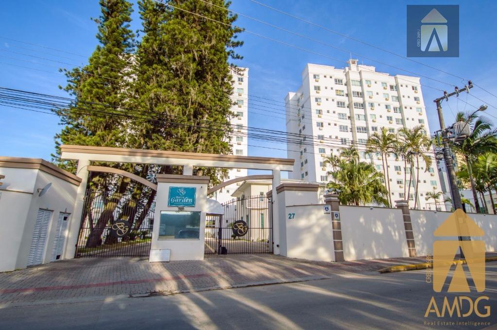 Apartamento residencial para locação, Barra do Rio, Itajaí - AP0673.