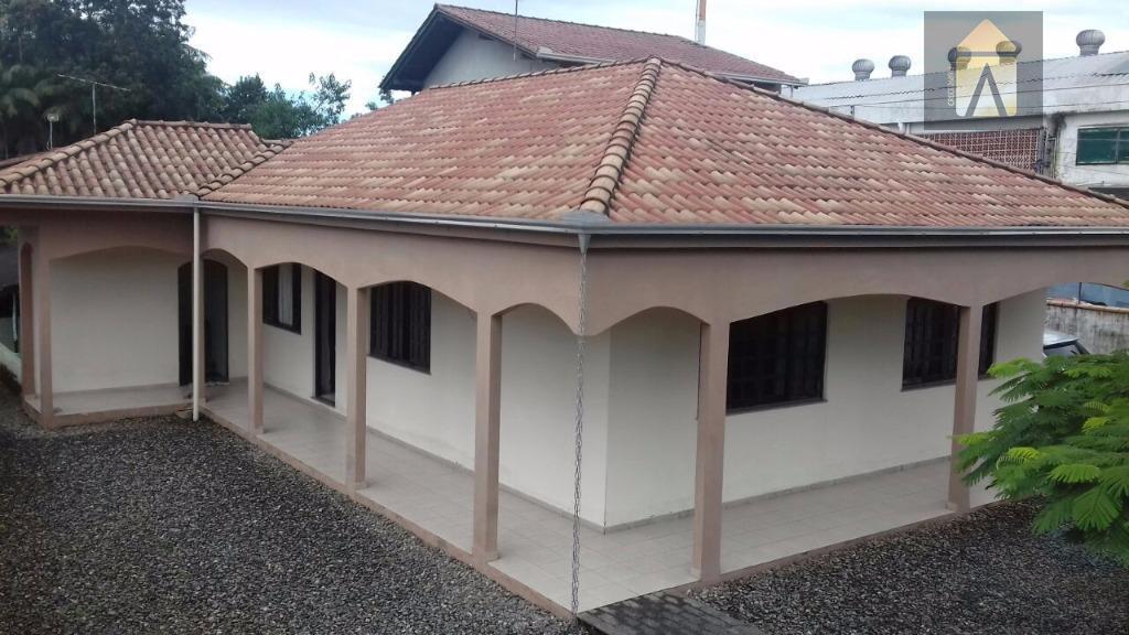 Casa residencial e comercial à venda, Salseiros, Itajaí.