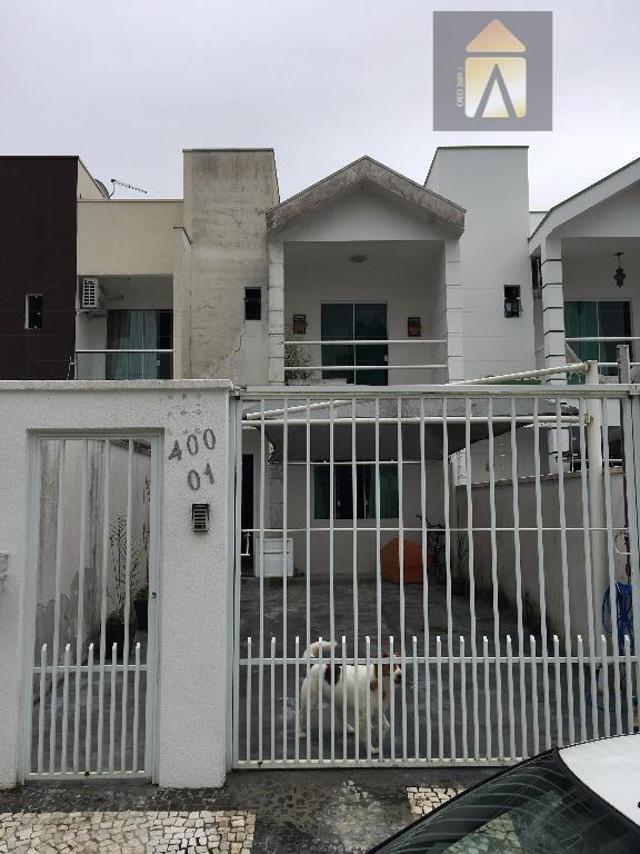 Sobrado residencial à venda, Nova Esperança, Balneário Camboriú.