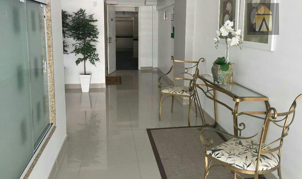 Apartamento residencial para venda e locação, Fazenda, Itajaí.