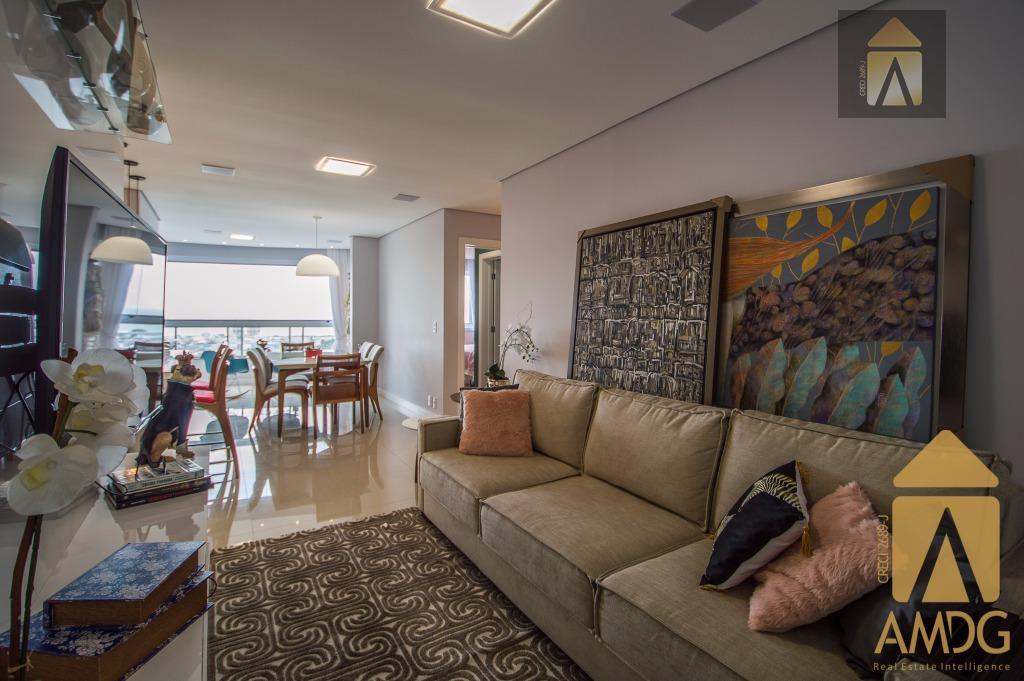 Apartamento residencial à venda, Fazenda, Itajaí.
