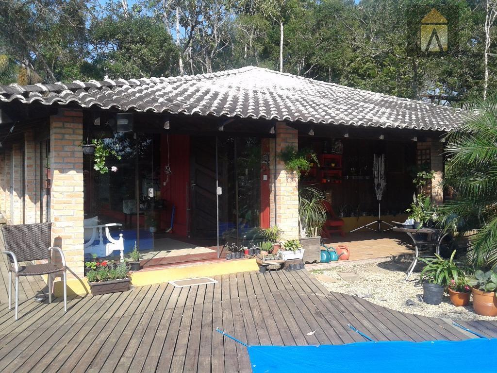 Chácara residencial à venda, Quilometro 12, Itajaí.