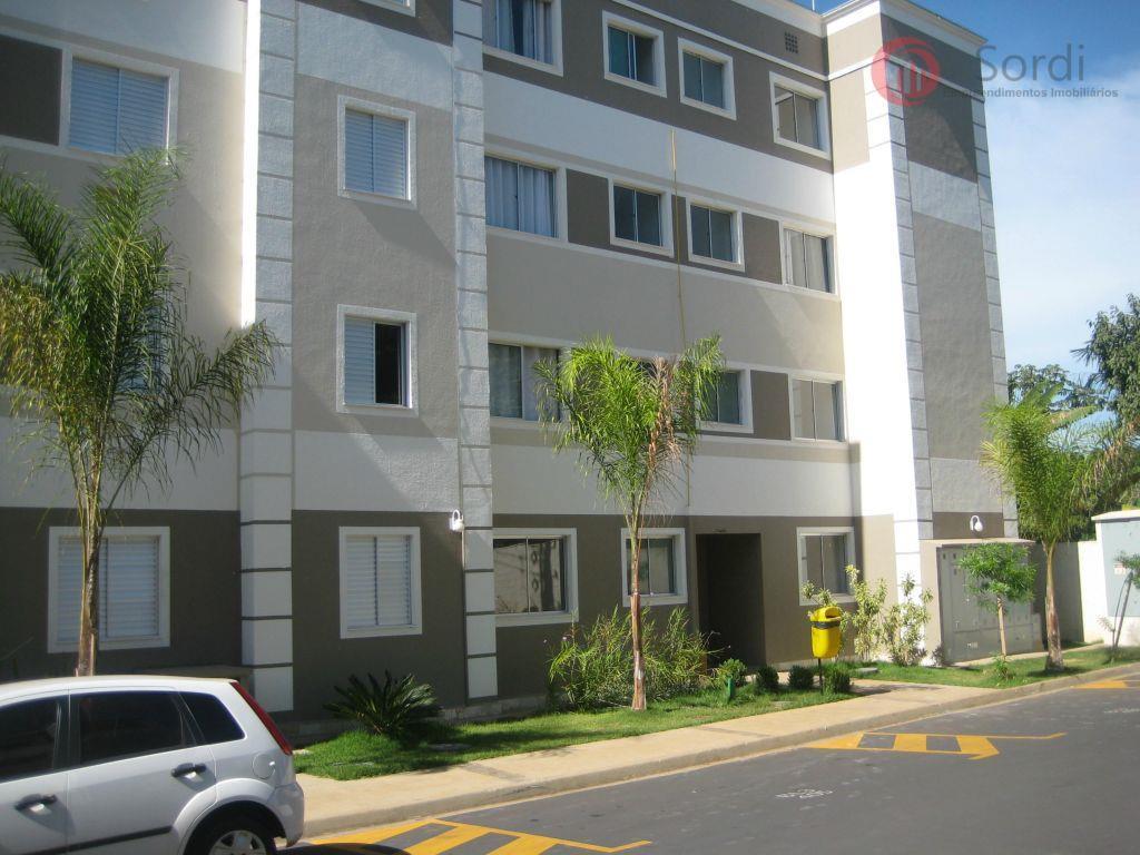 Apartamento residencial à venda, Vila Abranches, Ribeirão Preto.