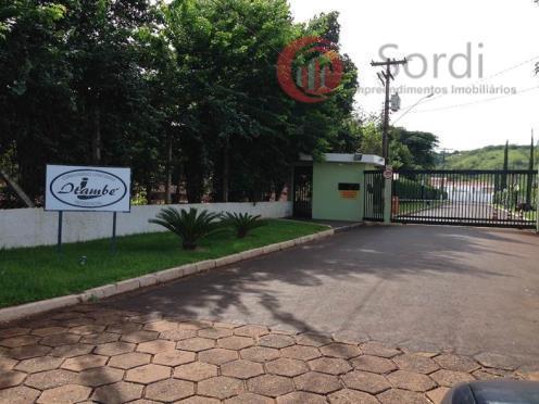 Chácara residencial à venda, Condomínio Chácaras Itambé, Ribeirão Preto.