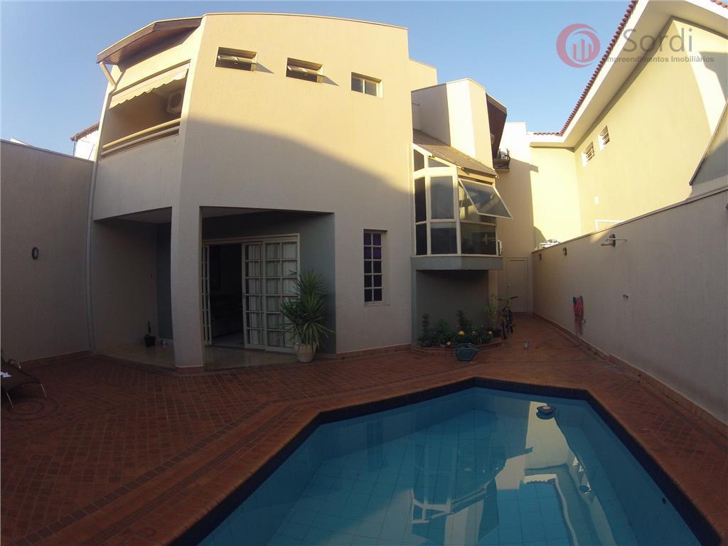 Sobrado à venda, 320 m² por R$ 800.000,00 - Jardim Califórnia - Ribeirão Preto/SP