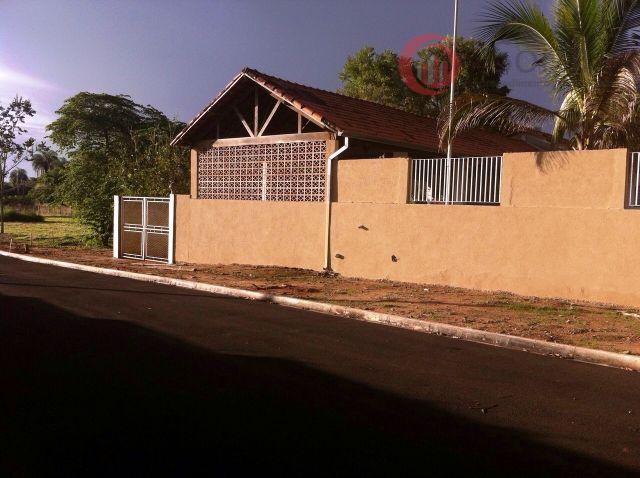 Chácara residencial à venda, Jardim Salgado Filho, Ribeirão Preto.
