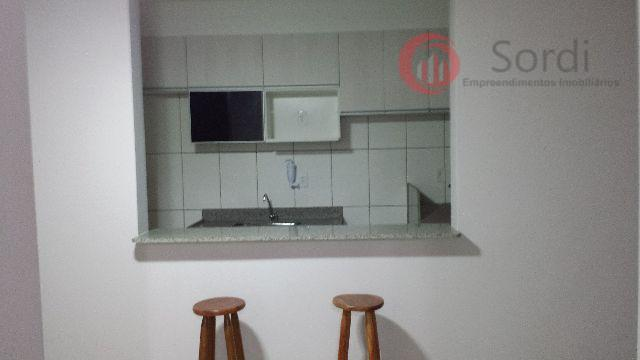 Apartamento residencial à venda, Ribeirânia, Ribeirão Preto.