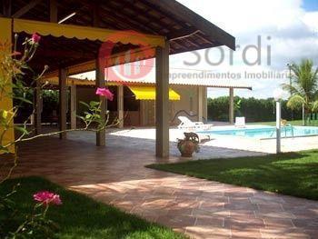Chácara residencial à venda, Recreio Internacional, Ribeirão Preto.