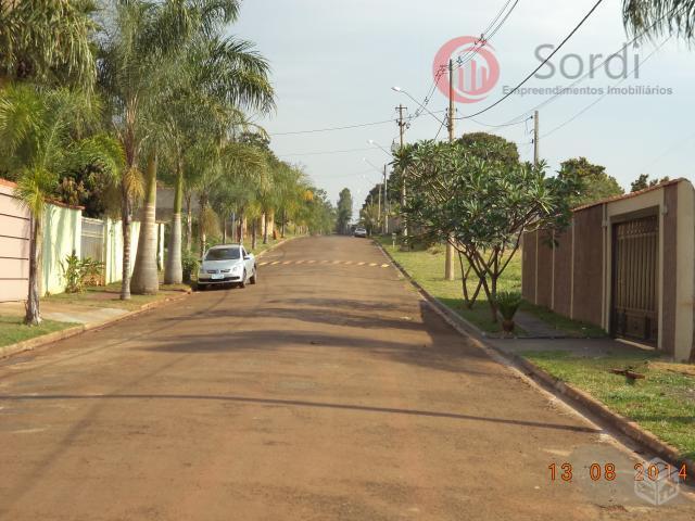 Terreno residencial à venda, Jardim Manoel Penna, Ribeirão Preto.