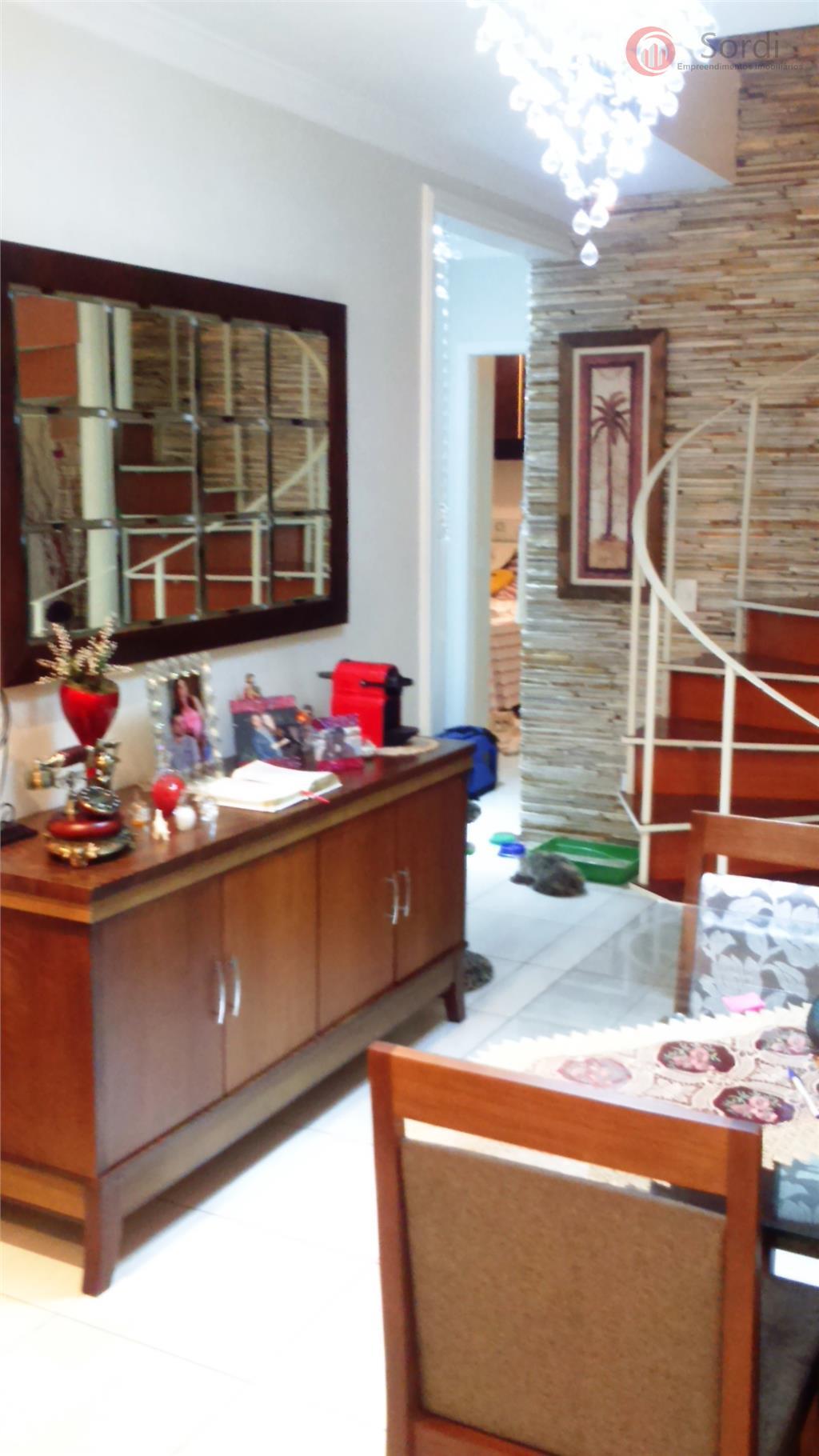 Cobertura residencial à venda, Presidente Médici, Ribeirão Preto.