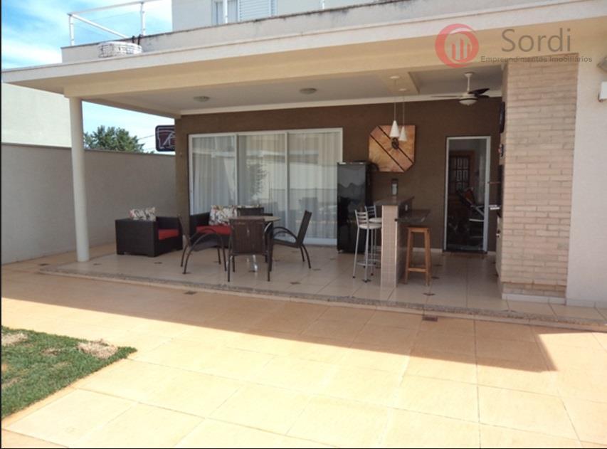 Sobrado à venda, 230 m² por R$ 1.100.000,00 - Jardim Nova Aliança Sul - Ribeirão Preto/SP