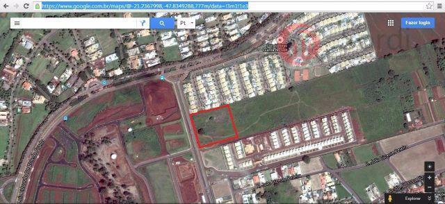 Área residencial à venda, Vila Do Golf, Ribeirão Preto.