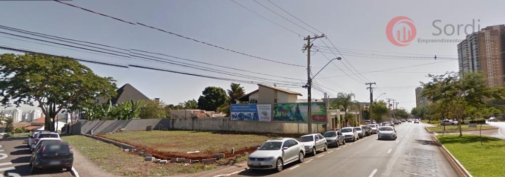 Terreno comercial à venda, Jardim Canadá, Ribeirão Preto.