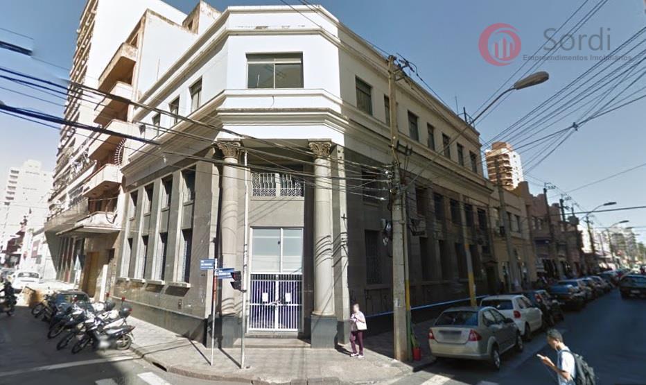 Prédio comercial à venda, Centro, Ribeirão Preto.