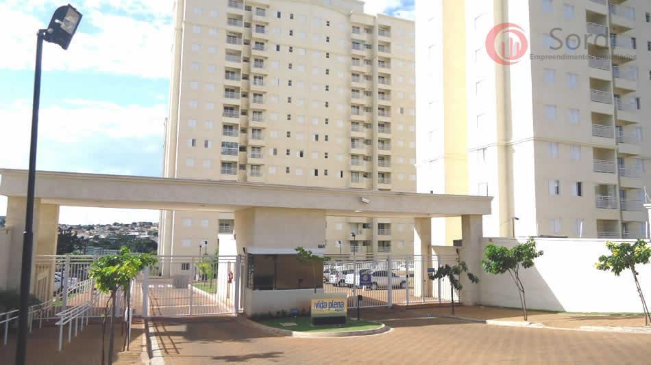 Apartamento residencial à venda, Parque Residencial Lagoinha, Ribeirão Preto.