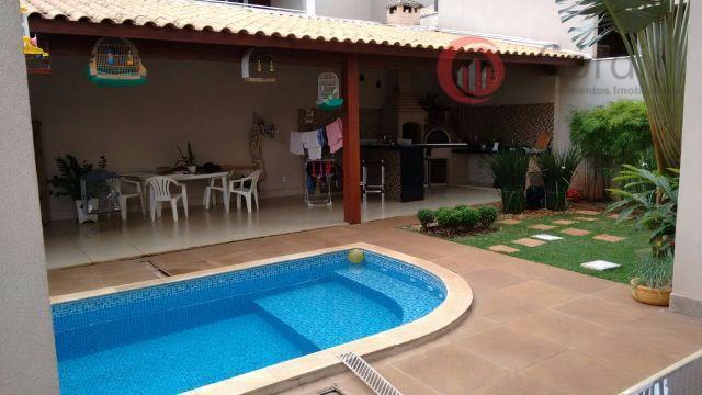 Sobrado à venda, 255 m² por R$ 850.000,00 - Condomínio Villa Real - Ribeirão Preto/SP