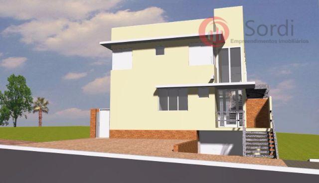 Sobrado à venda, 380 m² por R$ 1.800.000,00 - Quinta da Primavera - Ribeirão Preto/SP