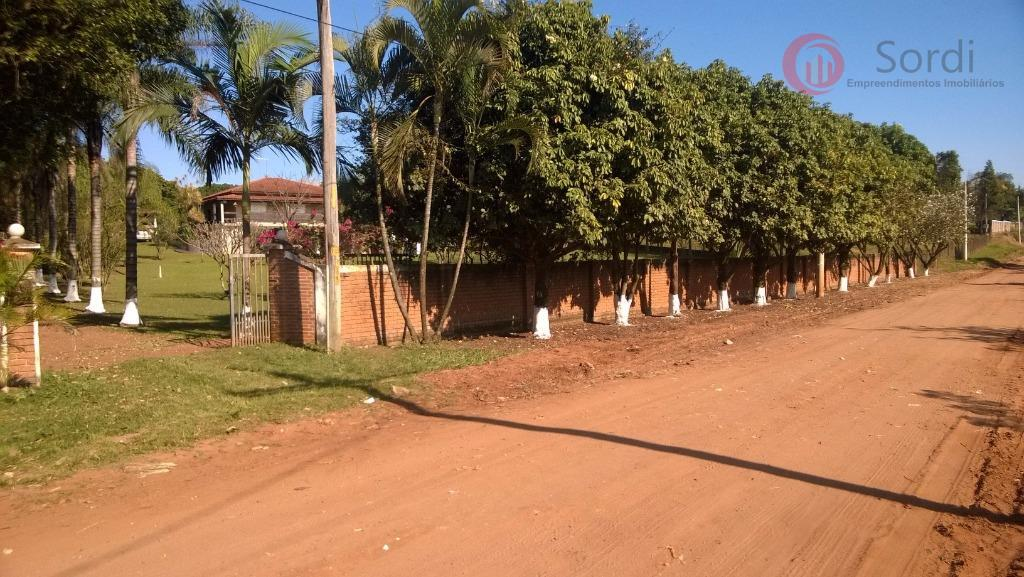 Chácara residencial à venda, Centro, Artur Nogueira.