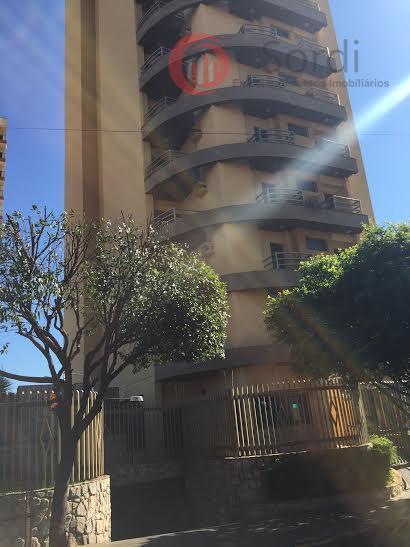 Apartamento residencial à venda, Campos Elíseos, Ribeirão Preto.
