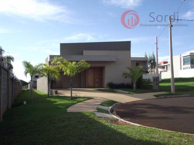 Casa com 3 dormitórios à venda, 215 m² por R$ 1.100.000 - Jardim Manoel Penna - Ribeirão Preto/SP