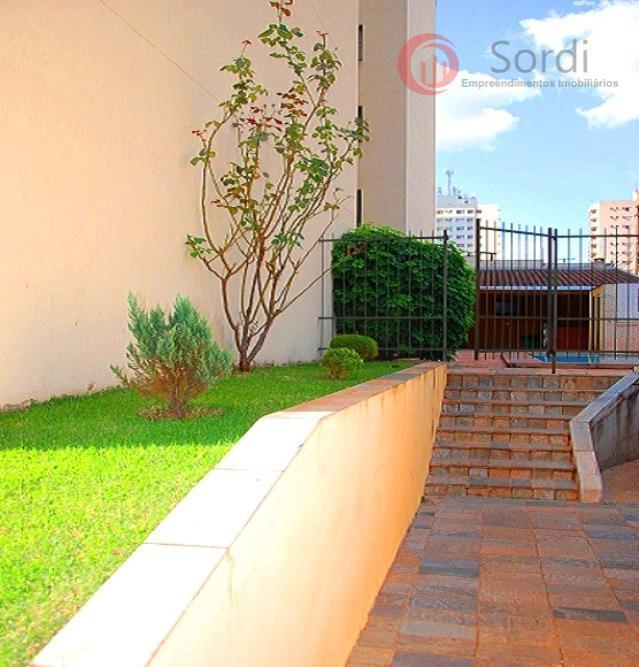Apartamento residencial à venda, Presidente Médici, Ribeirão Preto.