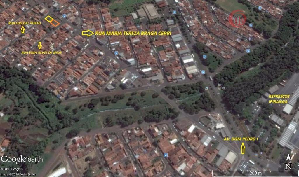Terreno residencial à venda, Planalto Verde, Ribeirão Preto.