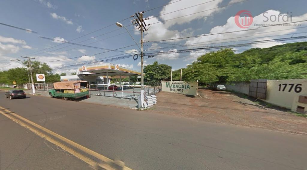 Área comercial à venda, Vila Carvalho, Ribeirão Preto - AR0019.