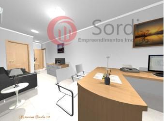 Sala comercial à venda, Nova Aliança, Ribeirão Preto.
