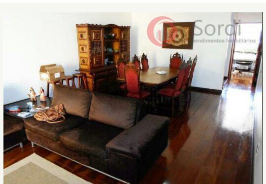 Sobrado residencial à venda, Alto da Boa Vista, Ribeirão Preto.