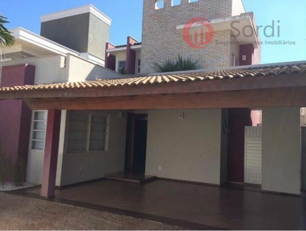 Sobrado com 3 dormitórios à venda, 250 m² por R$ 820.000 - Alto da Boa Vista - Ribeirão Preto/SP