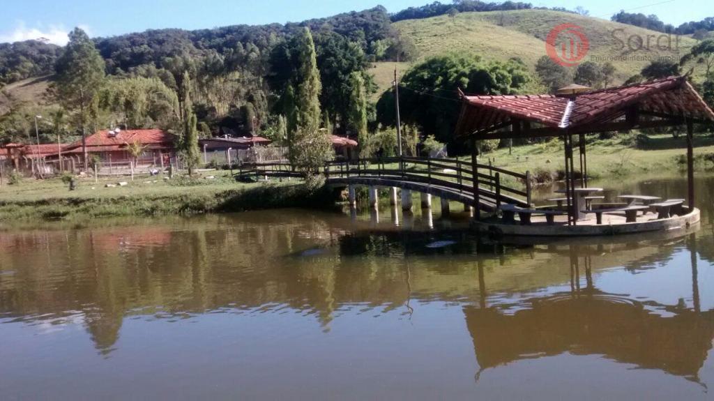 Sítio rural à venda, Zona Rural, Barbacena.