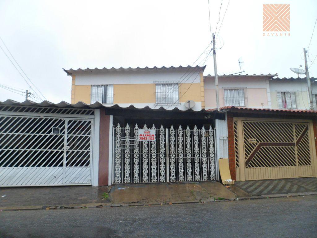Sobrado residencial para locação, Parque Boturussu, São Paulo - SO0098.