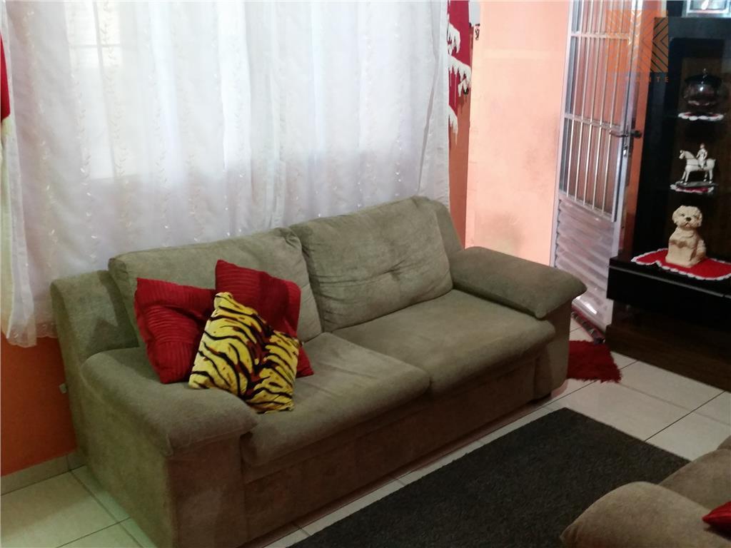 Sobrado 2 dormitórios residencial à venda, Parque Boturussu, São Paulo.
