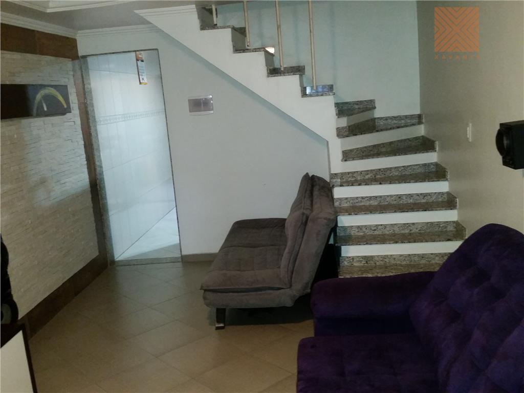 Sobrado 3 dormitórios à venda, Vila Monte Santo, São Paulo.