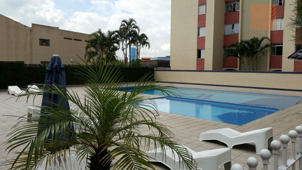 Apartamento 3 dormitórios com suíte à venda, Vila Vicentina, Guarulhos-SP