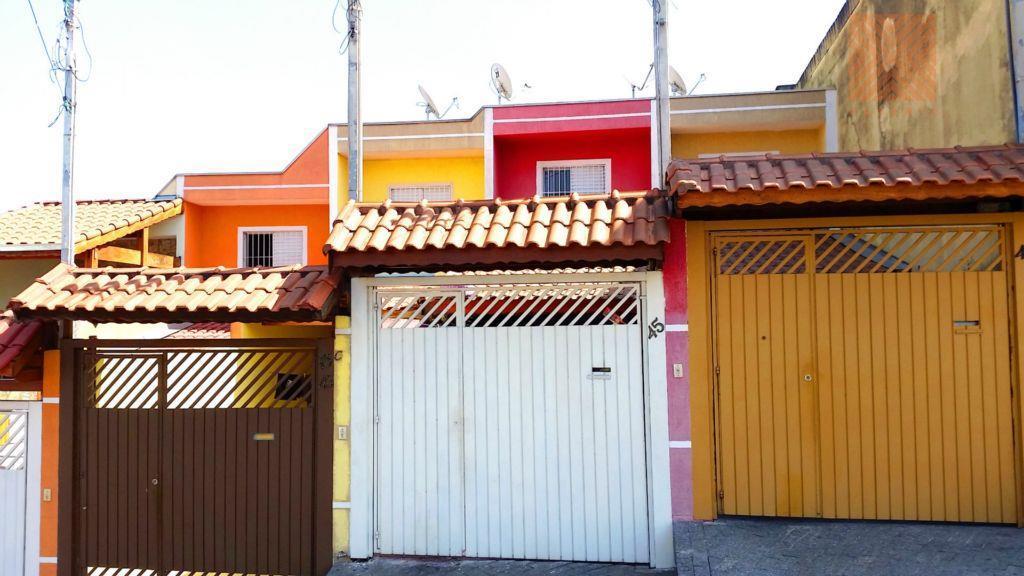 Belo sobrado 2 dormitórios à venda, Vila Paranaguá, São Paulo.