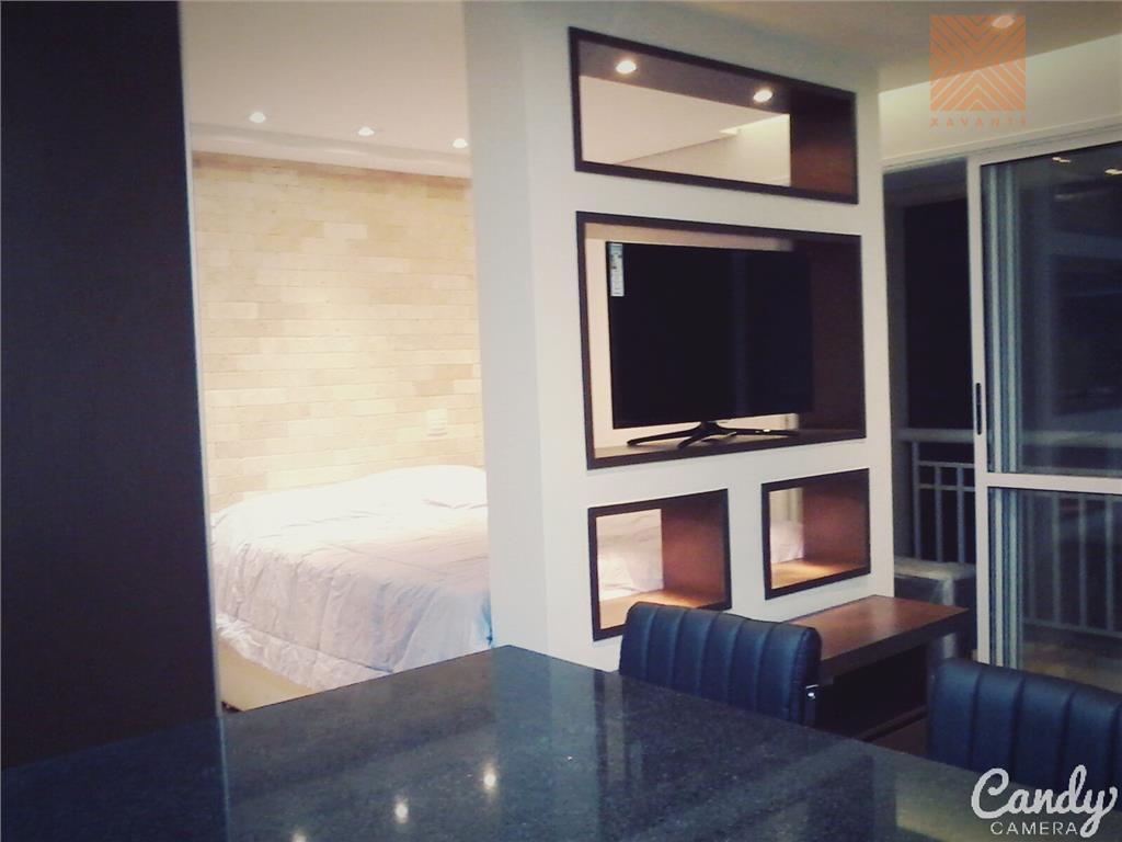Apartamento 1 dormitório à venda, Jardim Ampliação, São Paulo.