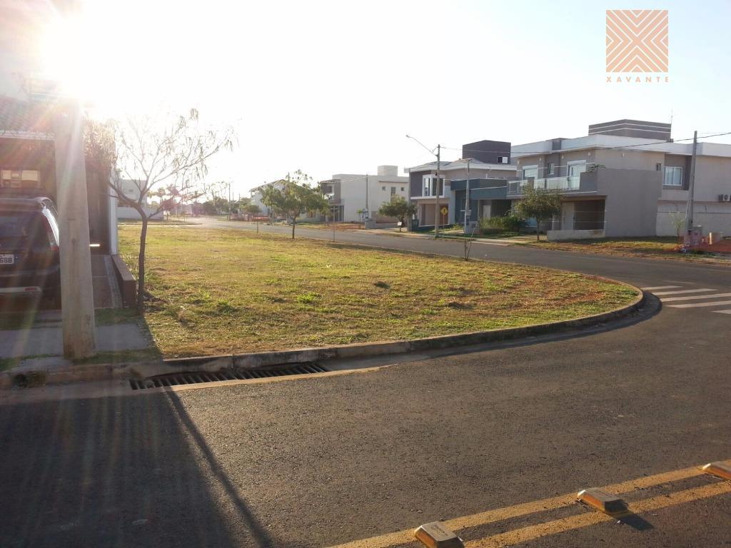 PROMOÇÃO - Terreno de esquina à venda, Condomínio Reserva Real, Paulínia-SP
