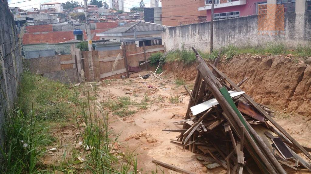 BARATO: Terreno 10 x 47.5 à venda, Jardim Belém, São Paulo.
