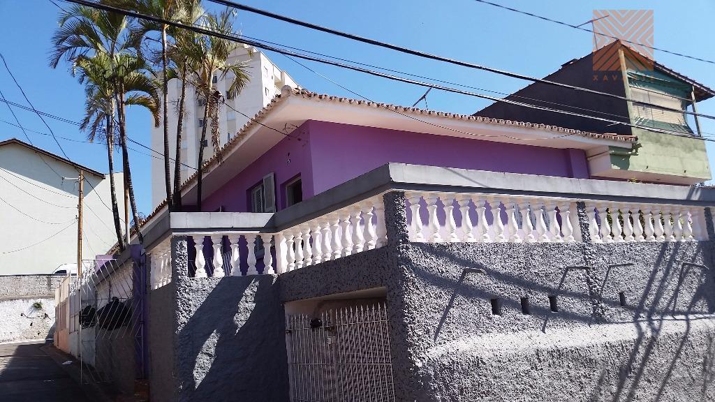 Casa com quintal à venda, Jardim Matarazzo, São Paulo.