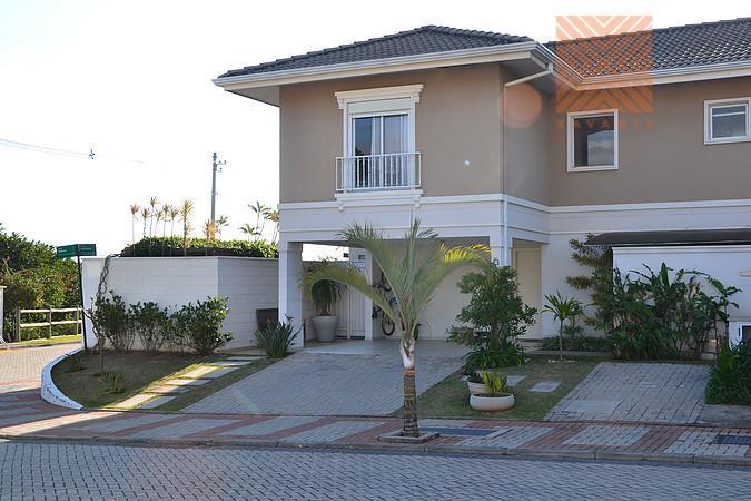 Sobrado residencial para venda e locação, Jardim Ermida II, Jundiaí - SO0384.