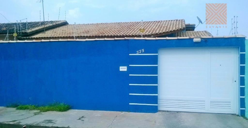 Casa  residencial à venda, Balneário São Jorge - Área Verde, Itanhaém.