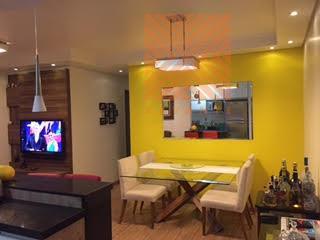 Apartamento residencial à venda, Sítio da Figueira, São Paulo.