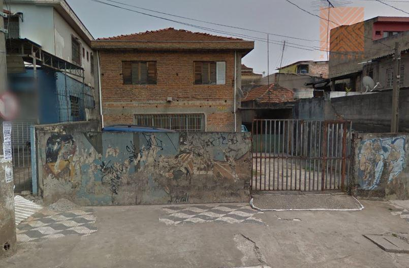 Terreno residencial à venda, Vila Califórnia, São Paulo.