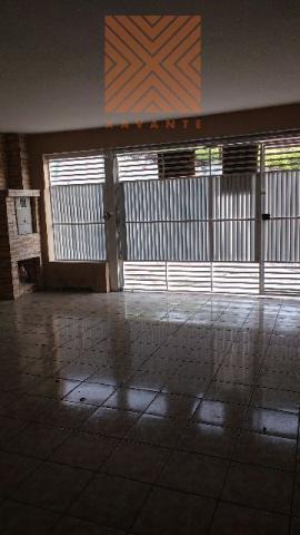 Sobrado residencial à venda, Vila Campanela, São Paulo.